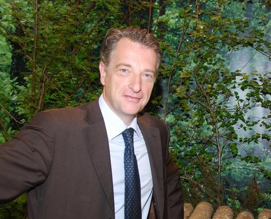 Hervé Gaymard, président de l'Office national des forêts