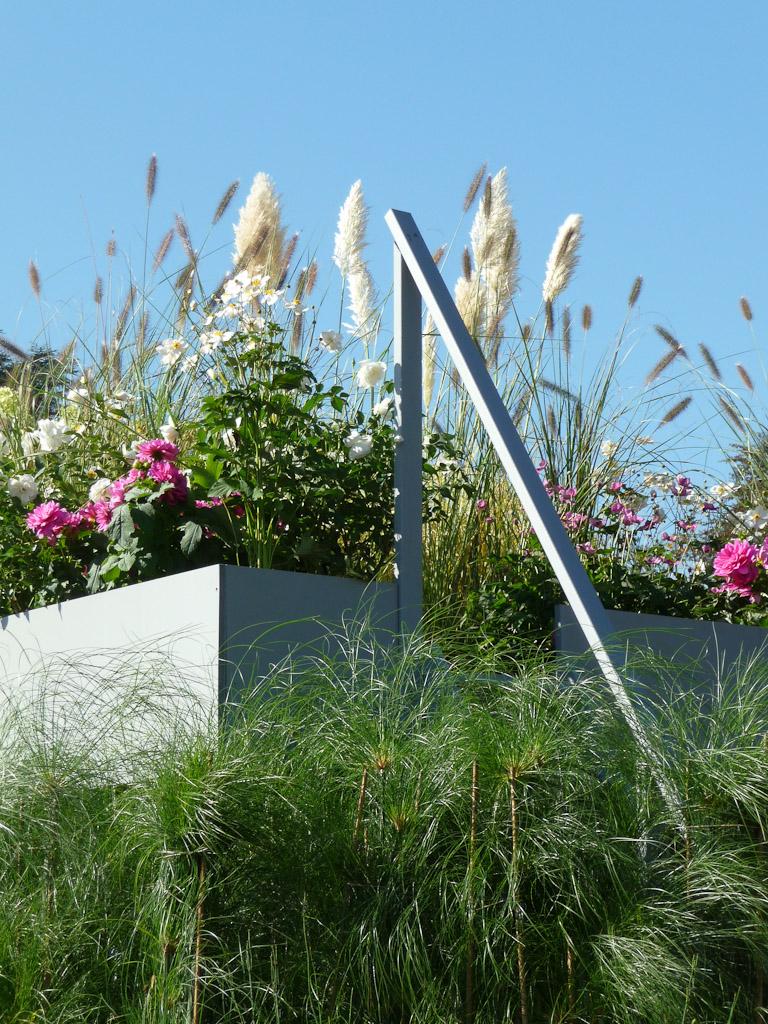 Jardin Truffaut, stand 139, Journées des plantes de Courson automne 2011, Essonne