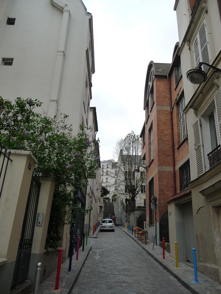 Rue André Antoine, Paris 18e (75)
