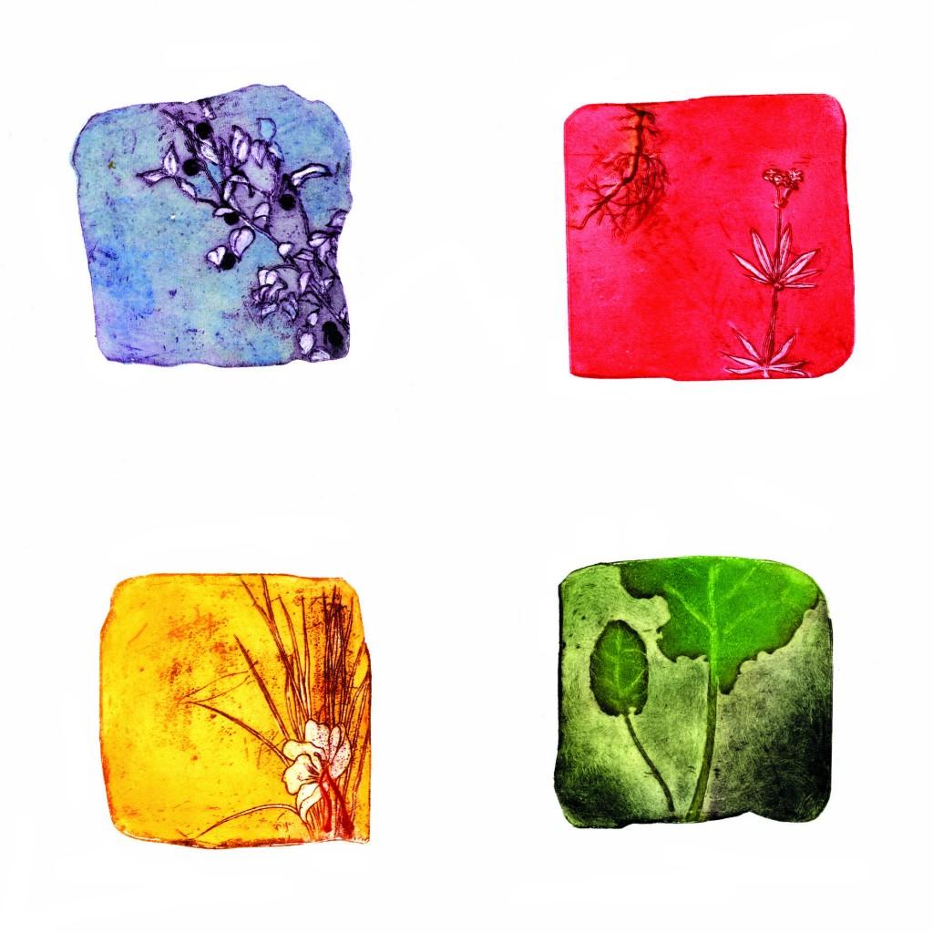 Exposition des peintures de Christine Patry-Morel