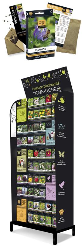 Espace Biodiversité, Nova-Flore