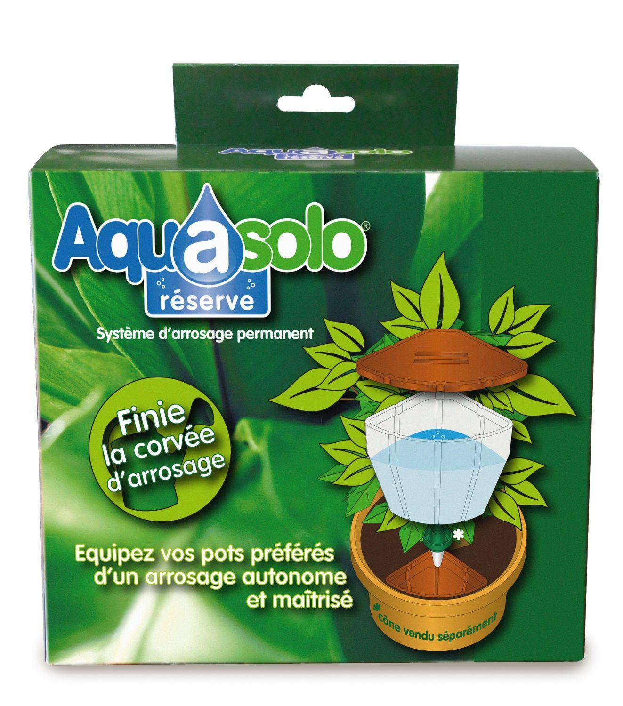 Système d'arrosage permanent Aquasolo-réserve