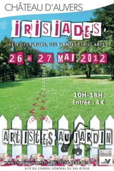 Affiche Irisiades 2012