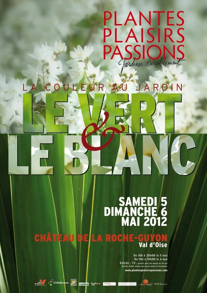 Plantes, Plaisirs, Passions 2012