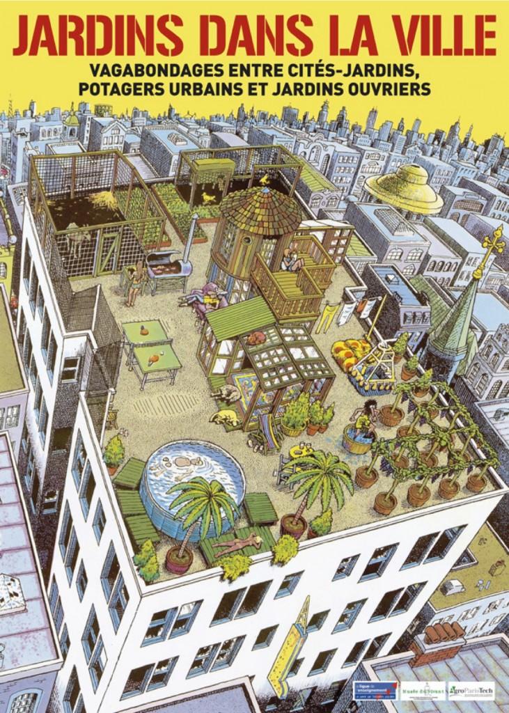 Exposition Jardins dans la ville