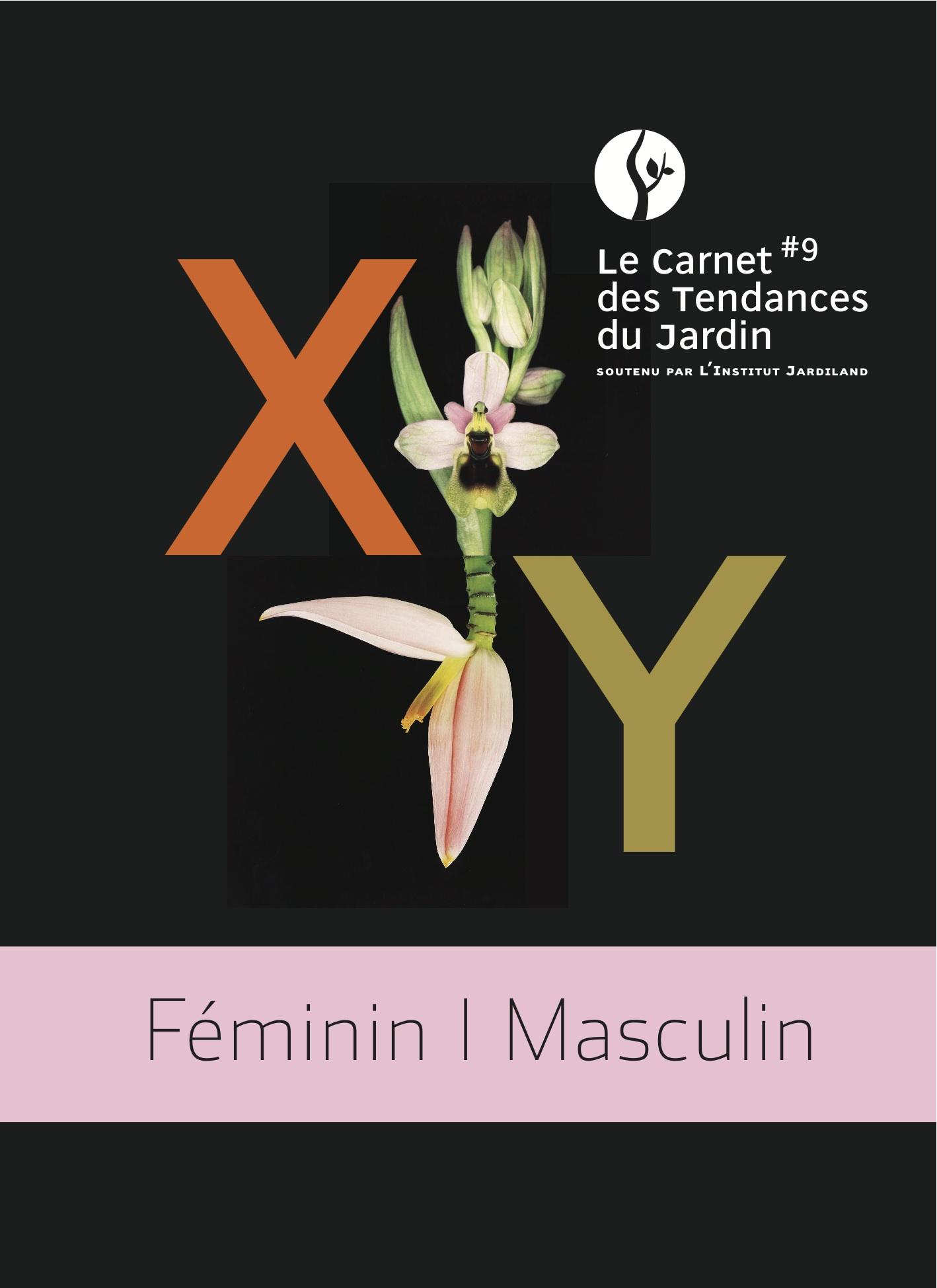 Couverture du carnet XY (Observatoire des tendances du jardin)