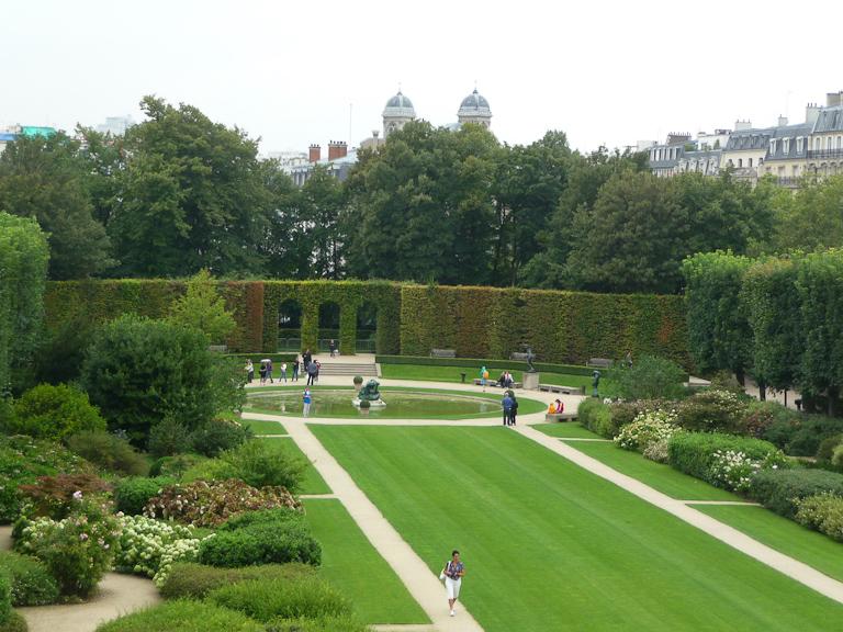 Jardin du Musée Rodin, Paris 7e (75)