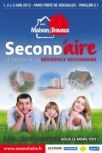 Second'Aire, le salon de la résidence secondaire