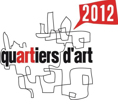 Quartiers d'Art 2012