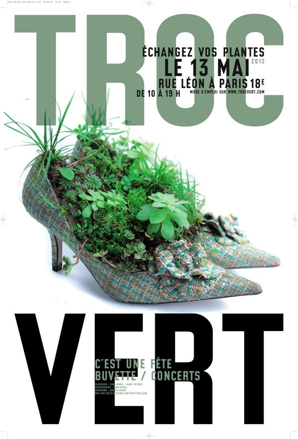Troc Vert Paris 18e (75)