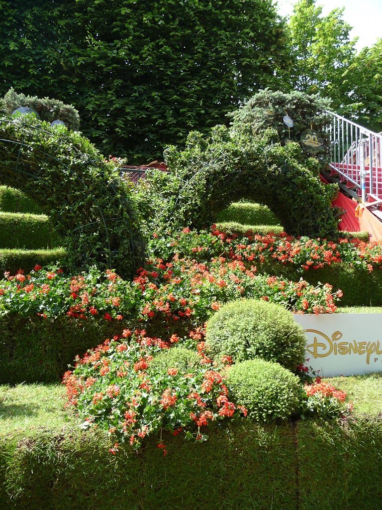 Jardin Disney, Jardins Jardin 2012, Jardin des Tuileries, Paris 1er (75)