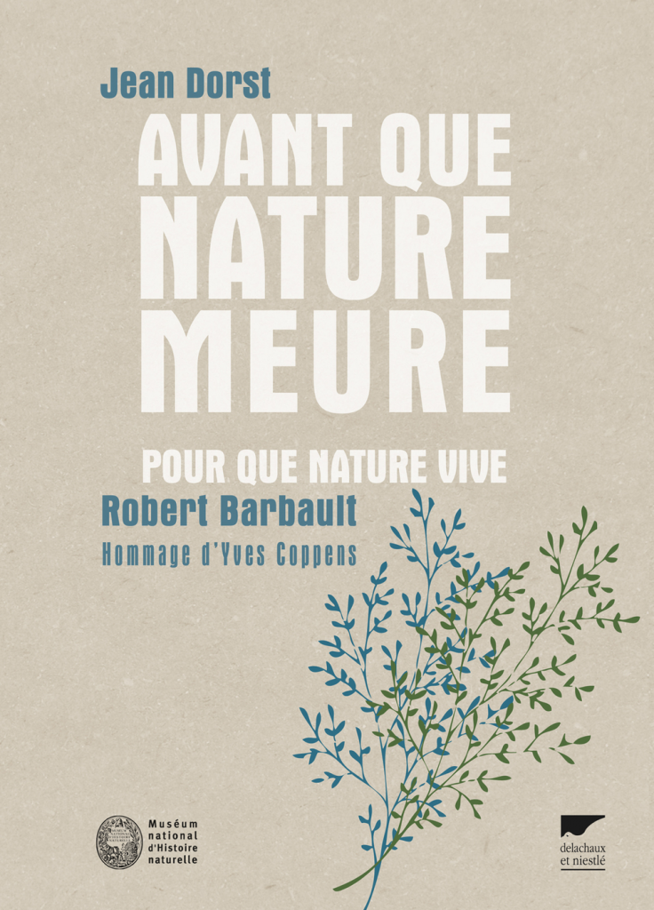 Avant que nature meure (Jean Dorst)
