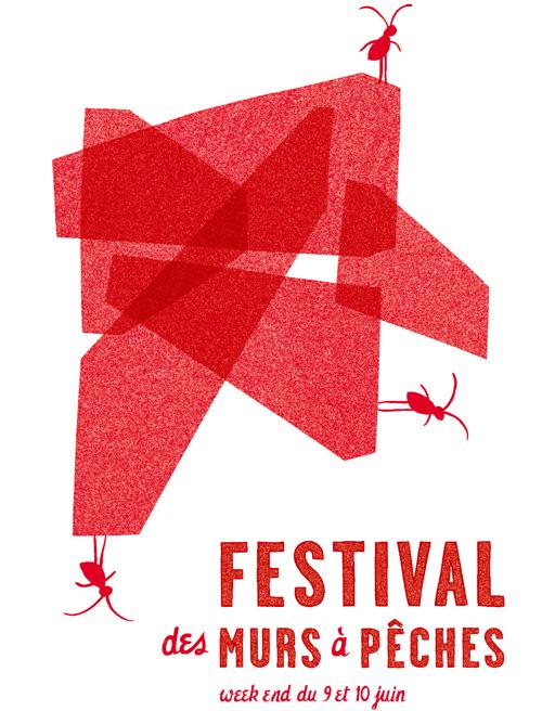 12ème Festival des Murs à Pêches