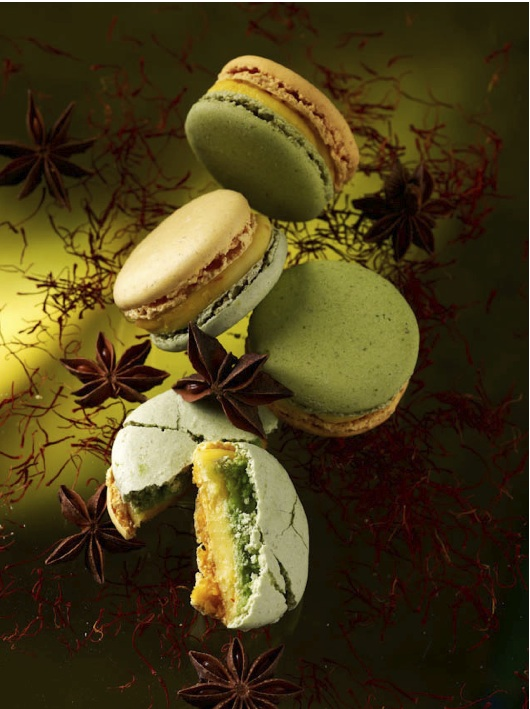 Macaron Jardin du Paradis / Pierre Hermé