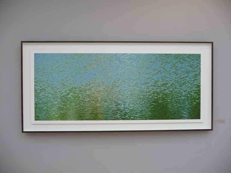 """Exposition """"De ma fenêtre"""", photographie d'Ahae, jardin des Tuileries, Domaine du Louvre, Paris 1er (75)"""