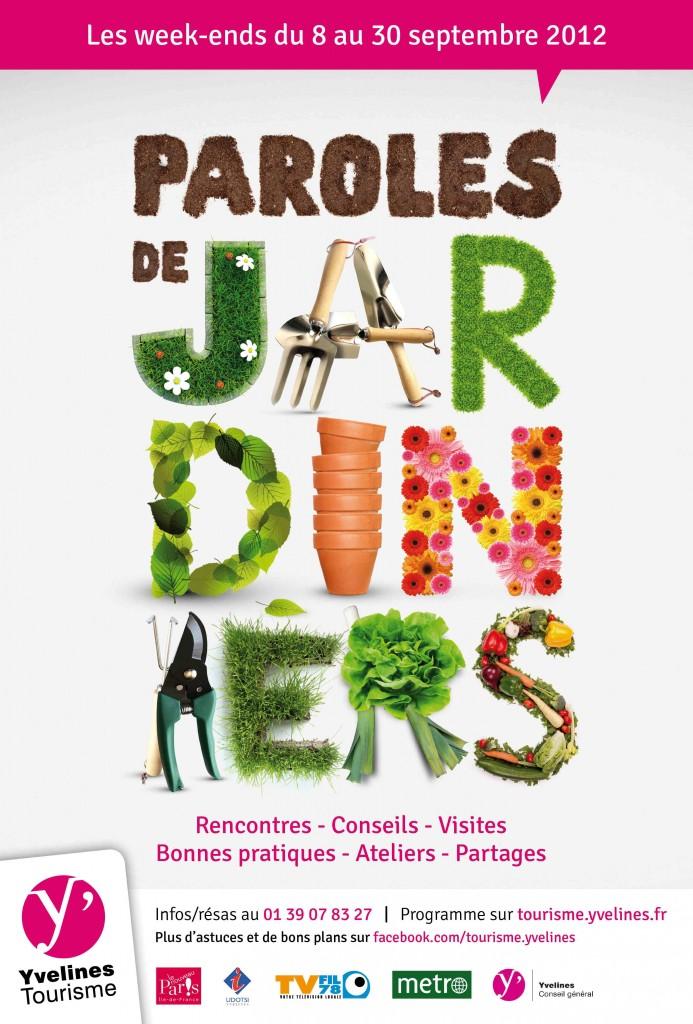 Paroles de jardiniers (Yvelines)