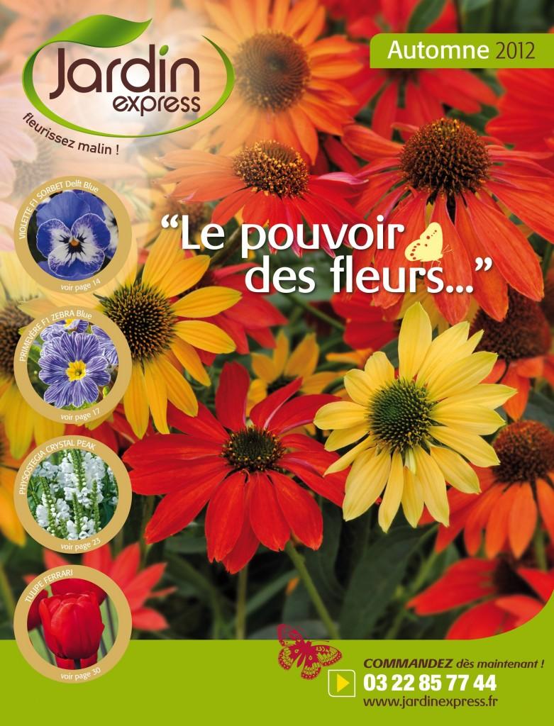 Catalogue Jardin Express automne 2012
