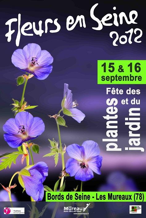 Fleurs en Seine 2012
