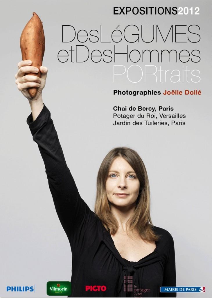 """Exposition """"Des légumes et des hommes"""", Chai de Bercy, Paris 12e (75)"""