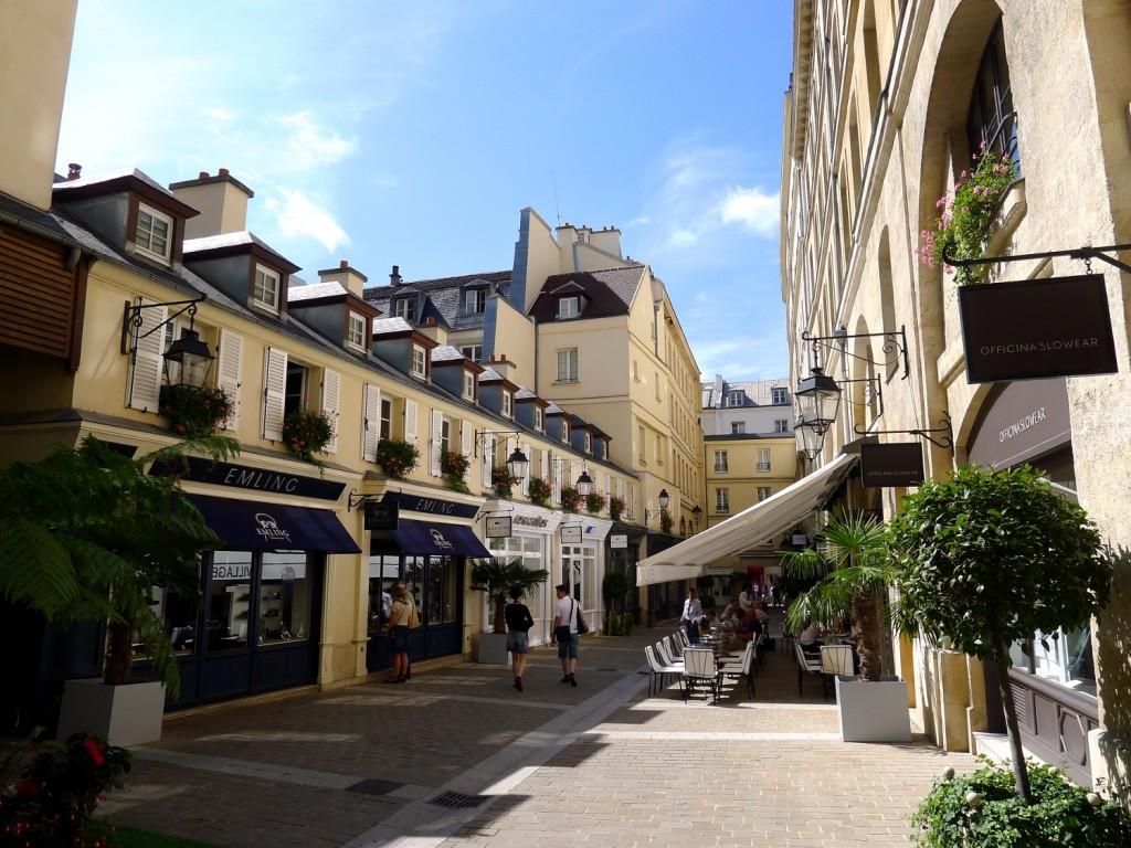 Village Royal, Paris 8e (75), photo Mbzt