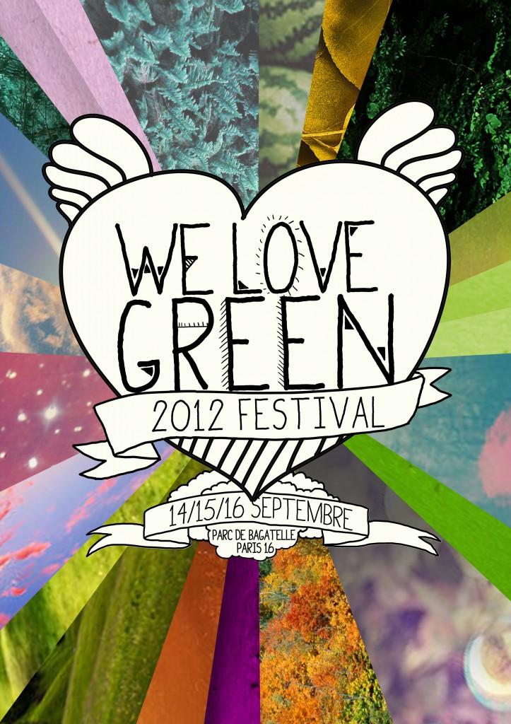 Festival We Love Green 2012