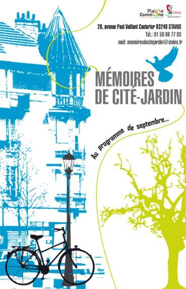 Mémoires de Cité-jardins, Stains (93)