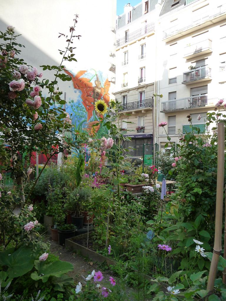 Jardin Nomade, Paris 11e (75)