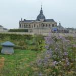 Petit champicomposteur de Claude Pasquer, Potager du Roi en automne, Versailles (78)