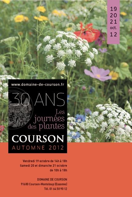Journées des Plantes de Courson : 30 ans