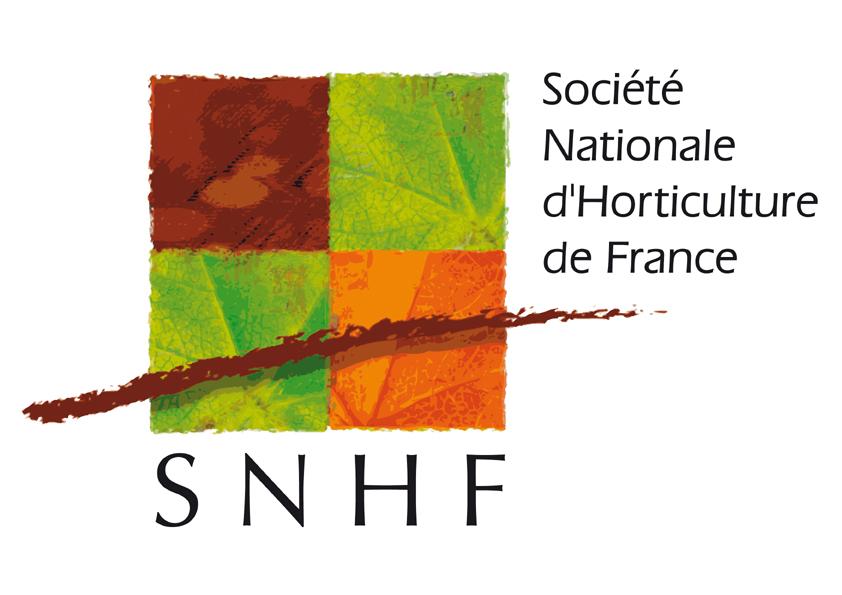 Logo Société Nationale d'Horticulture de France