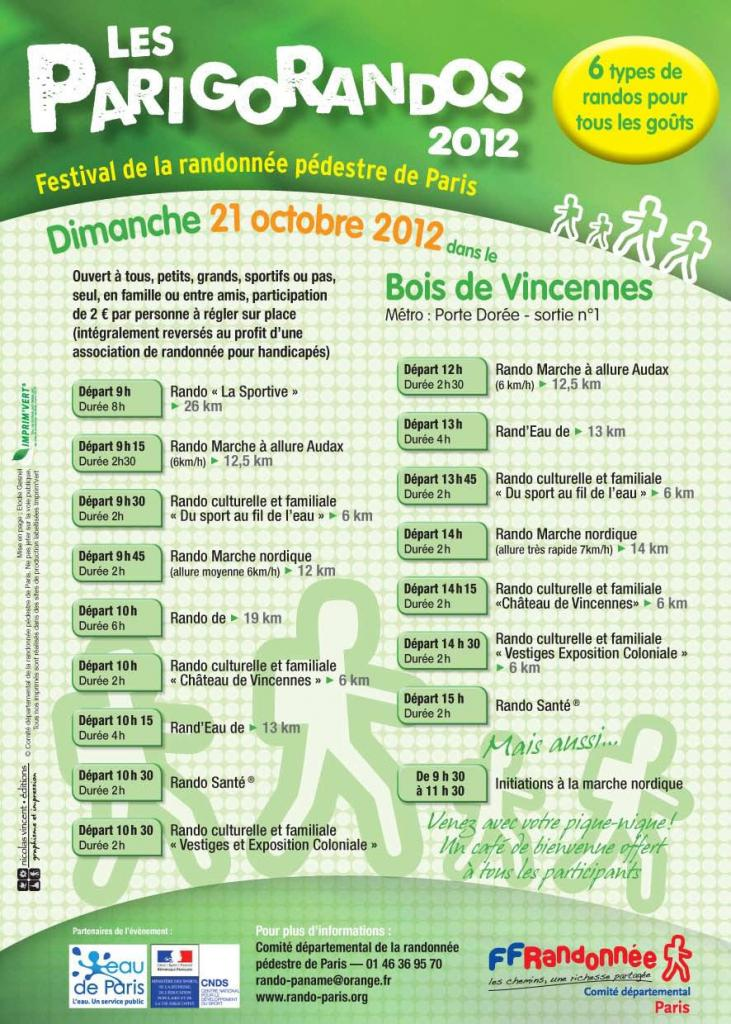 ParigoRandos 2012