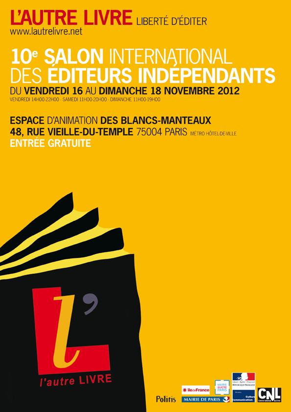 10e Salon international des éditeurs indépendants
