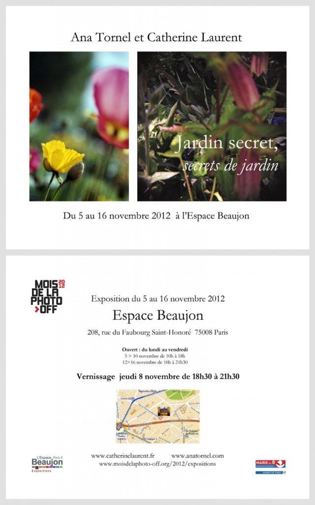Exposition Espace Beaujon