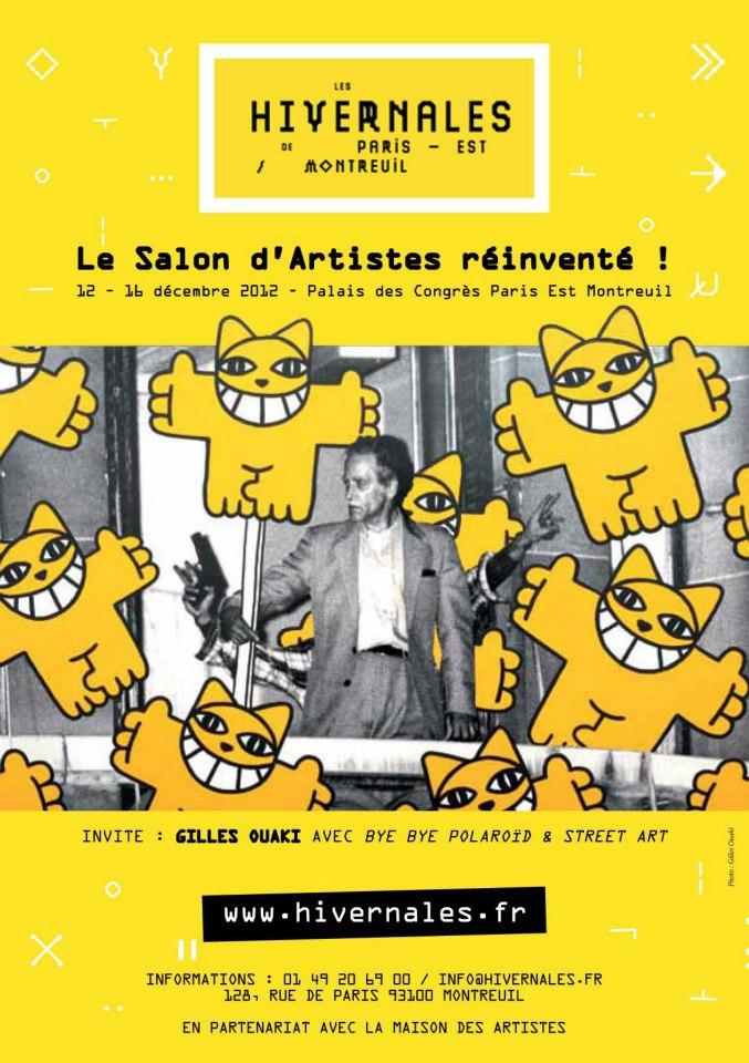 Les Hivernales de Paris-Est / Montreuil du 12 au 16 décembre 2012