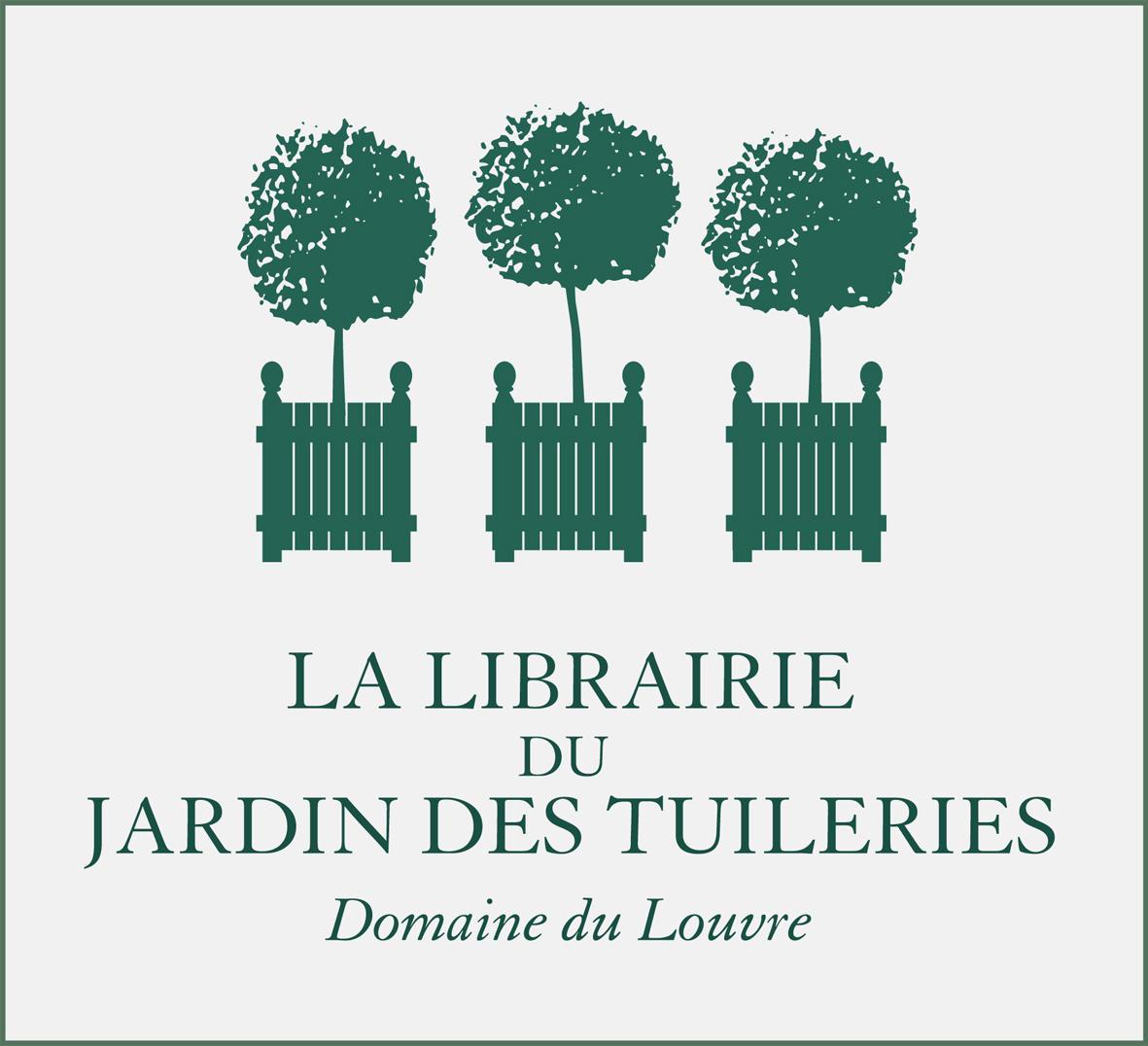 Logo La Librairie du Jardin des Tuileries