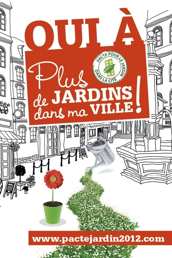 Pacte pour le jardin dans la cité