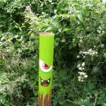 Potelet, Le Cyklop + MacAdam VHC, Street art, Festival In Situ,