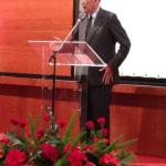 Le Président Valéry Giscard d'Estaing