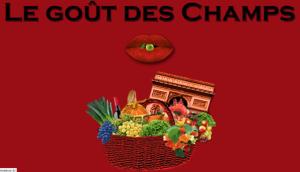Le goût des Champs, Paris (75), juin 2015