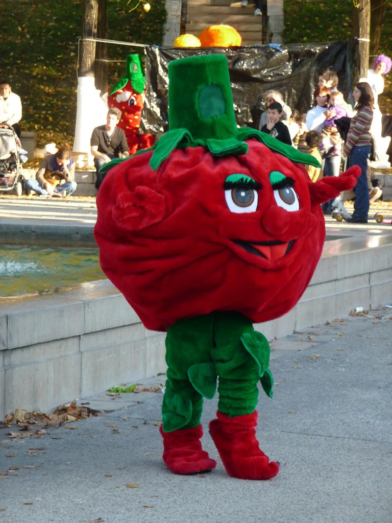 Tomate, Greenpride, Paris 19e (75)