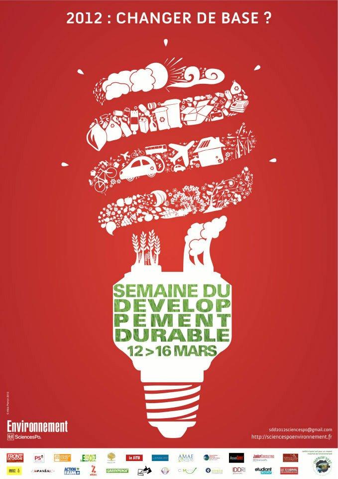 La semaine du développement durable / Association SciencesPo Environnement
