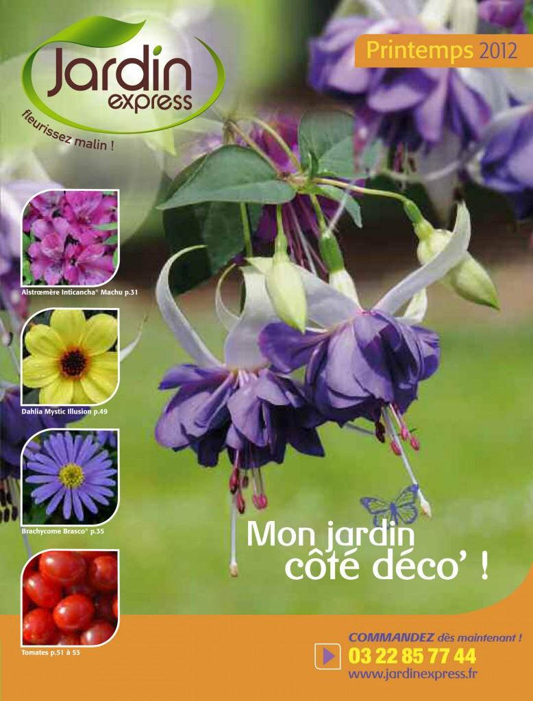 Catalogue Jardin Express printemps 2012