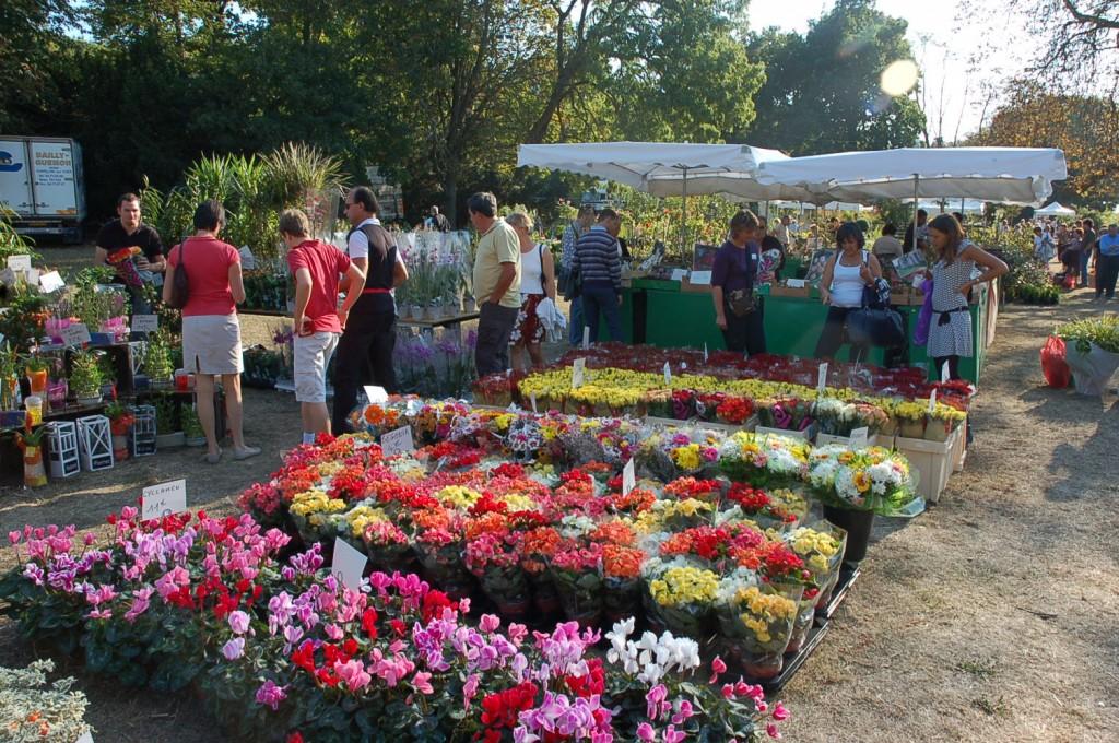 Salon Nature et Jardins à Rueil-Malmaison (Yvelines)