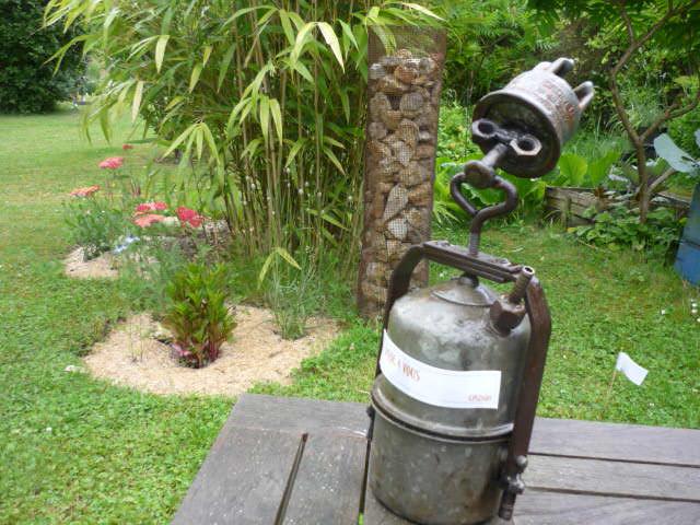 Art contemporain au jardin
