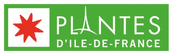 Logo Plantes d'Ile-de-France