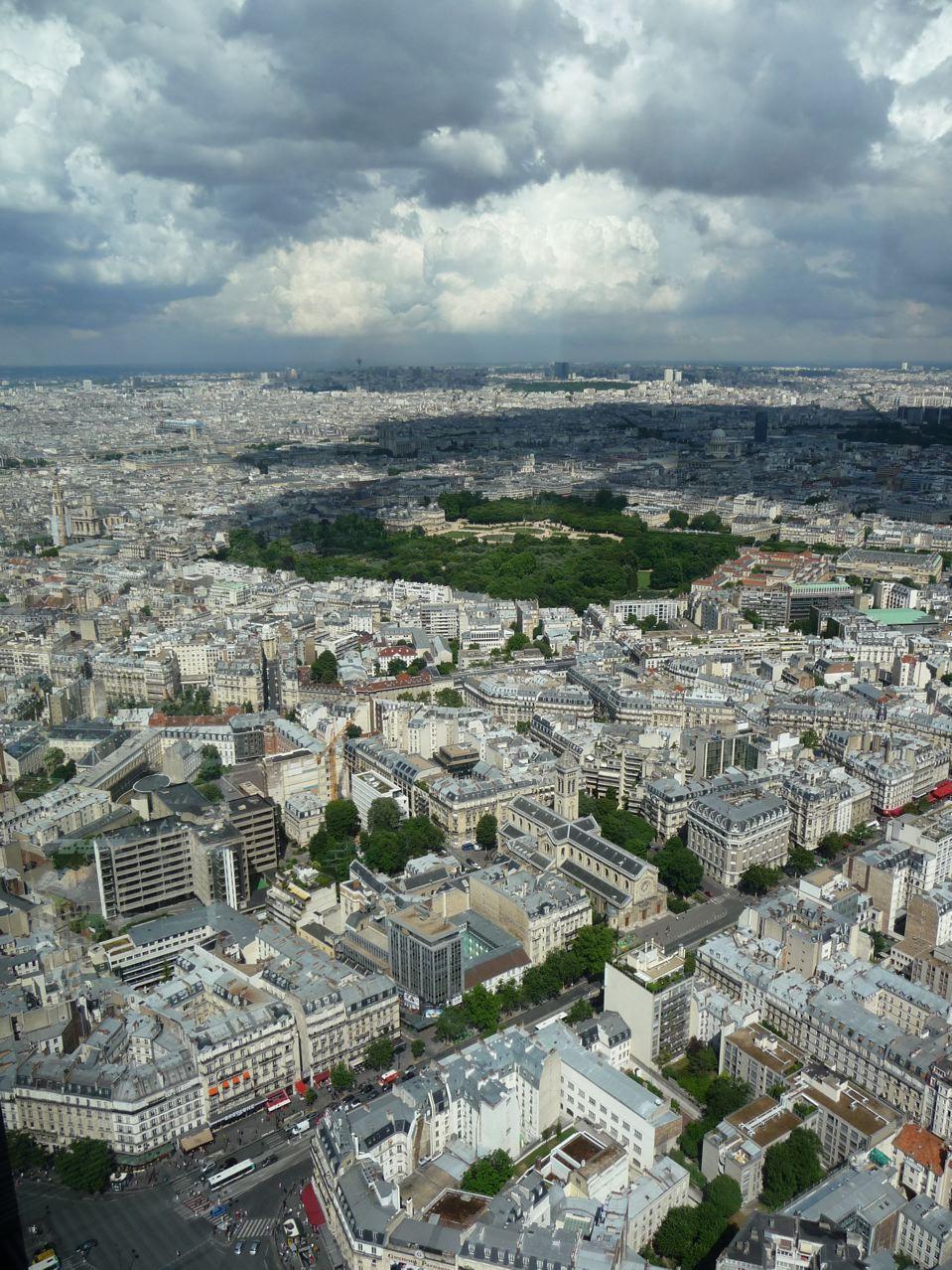 Découverte de Paris depuis l'observatoire de la Tour Montparnasse, Paris 15e