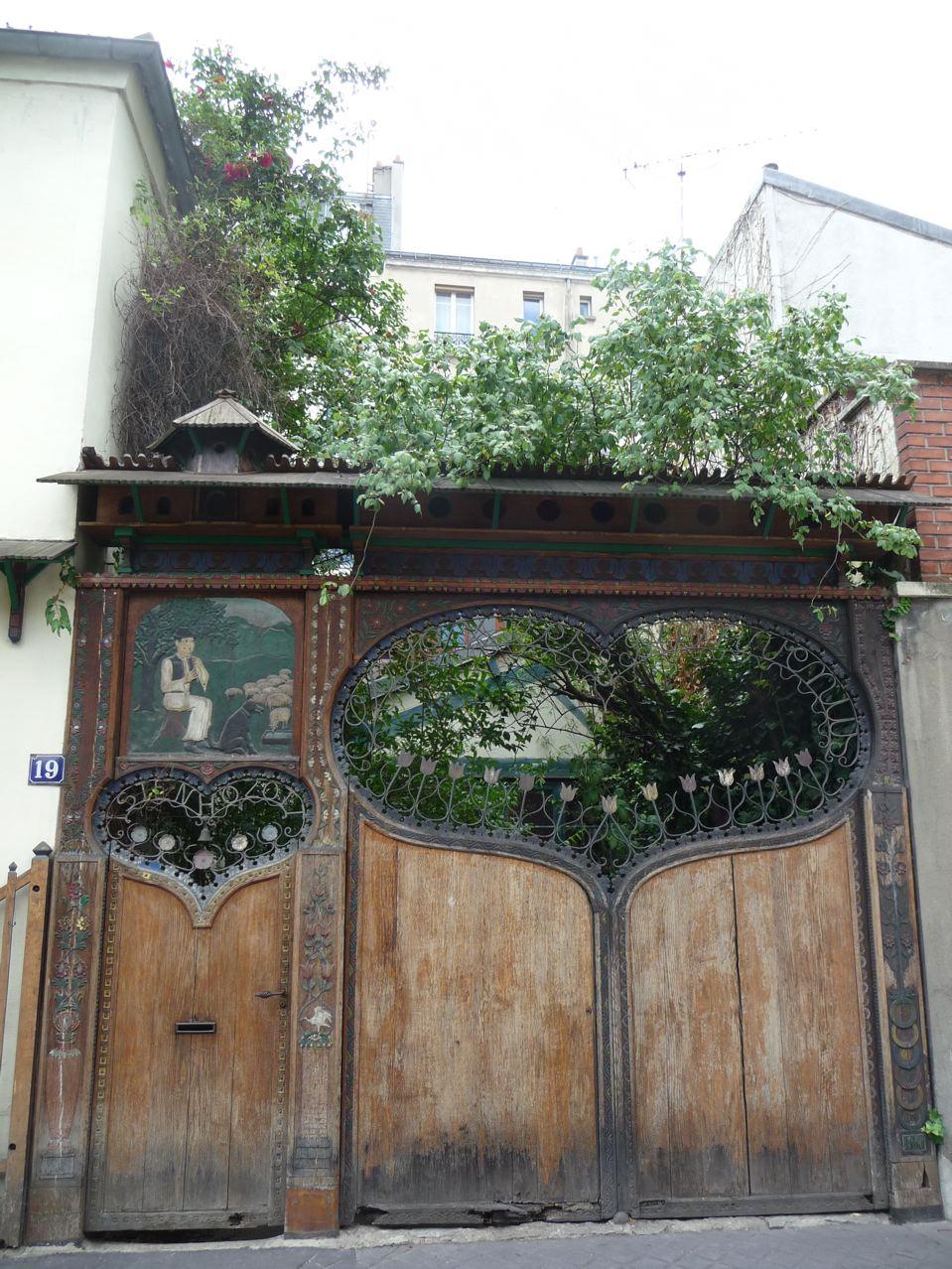 Paris secret, Paris côté jardin