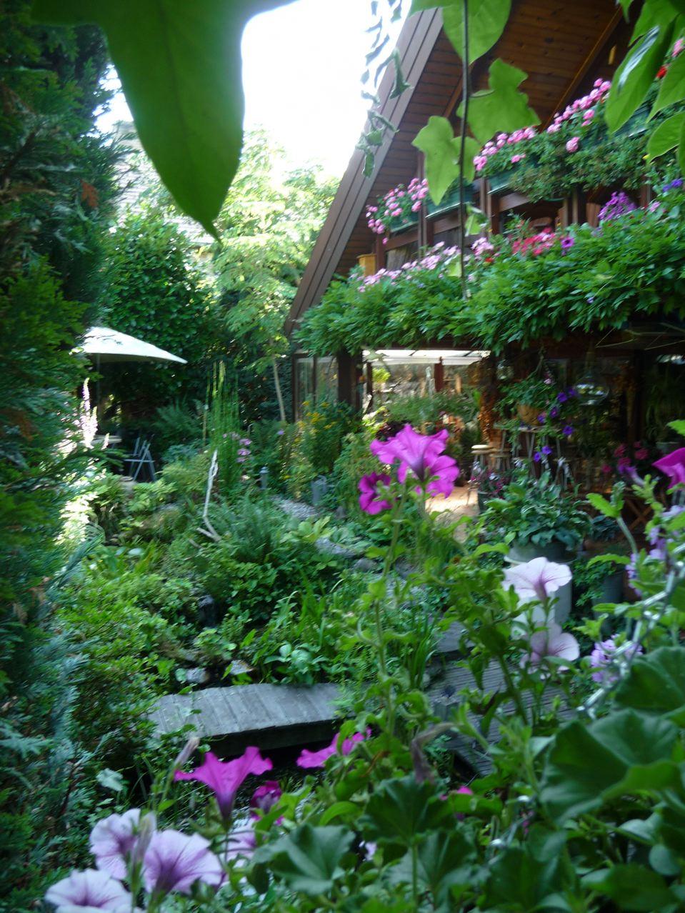 Jardin privé en Belgique à Londerzeel