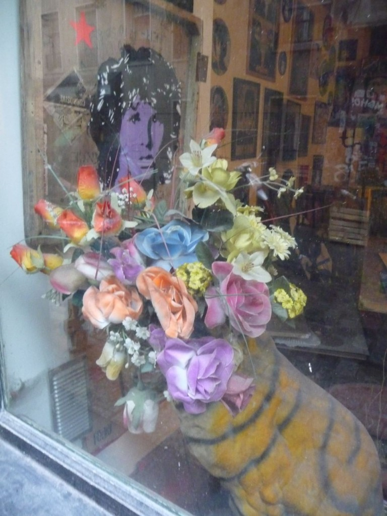 Les artistes de la rue Dénoyez, Belleville, Paris 20e (75)