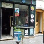 Potée et atelier boutique d'artiste dans Belleville, Paris 20e (75)